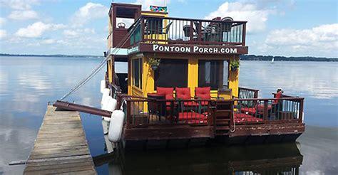Pontoon Boats Madison Wi by Pontoon Porch Madison Wi
