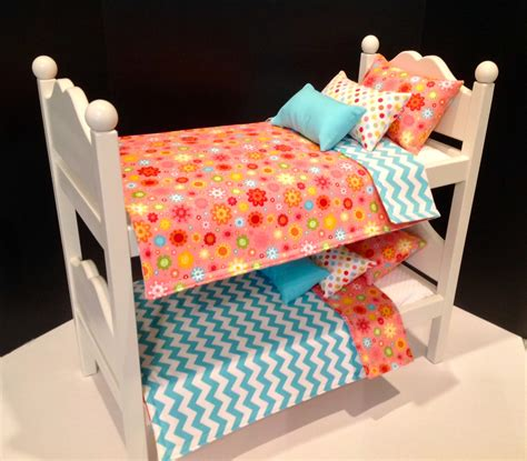 american doll furniture american doll furniture white bunk beds by