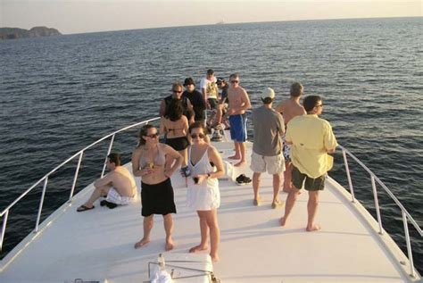 Party Boat Jaco Costa Rica by Costa Rica Bachelor Party Boat Jaco Beach