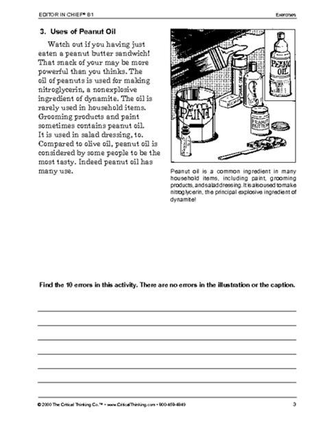 All Worksheets » Thinking Skills Worksheets For Grade 2  Printable Worksheets Guide For