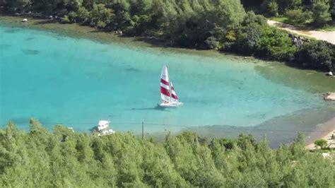 Catamaran Bodrum Video by Catamaran Safari Cennet Koyu Youtube