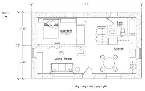 Free Economizer Earthbag House Plan  Earthbag House Plans