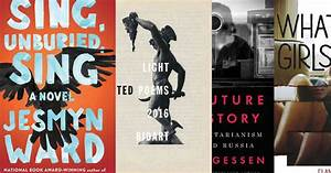 Here are the 20 books nominated for the 2017 National Book ...