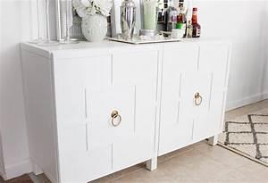 Ikea Hack Besta : diy ikea hack besta cabinet two ways glam latte ~ Markanthonyermac.com Haus und Dekorationen