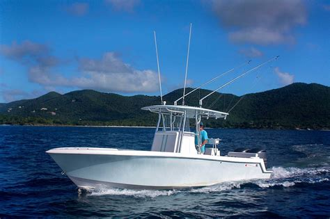 Jon Boats Wilmington Nc by Rent A Contender 28 S 28 Motorboat In St John Vg On Sailo