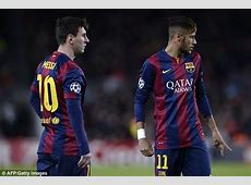 Lionel Messi moves level with Raul on European scorer list