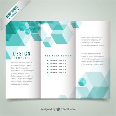 Brochute Template Free Download by Geometrical Modern Brochure Template Vector Premium Download