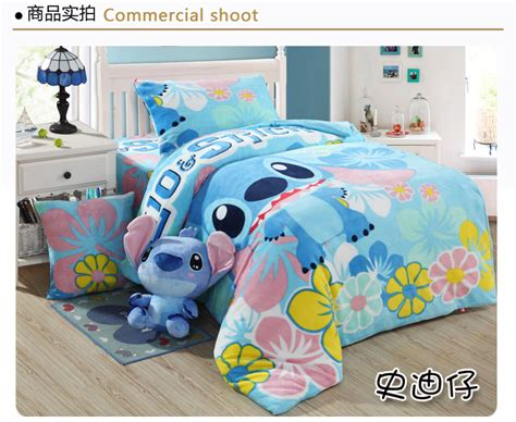 buy wholesale lilo stitch bedding from china lilo stitch bedding wholesalers aliexpress