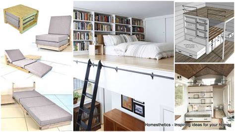 15 Creative Small Beds Ideas For Small Spaces