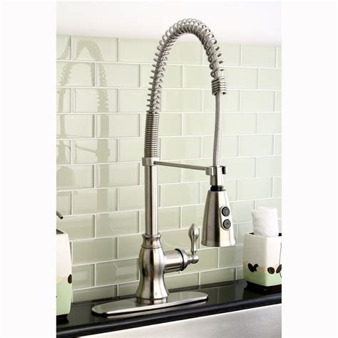 Industrial Kitchen Faucets Stainless Steel Disadvantages