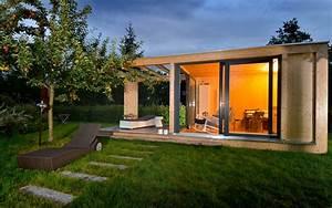 Gartenhaus Modernes Design : gartenhaus von ettwein lifestyle und design ~ Markanthonyermac.com Haus und Dekorationen