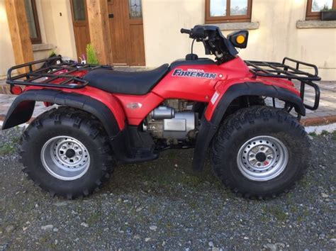 Honda Foreman 400 4x4 Farm Quad For Sale In Gorey, Wexford
