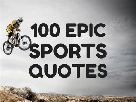 Sports Quotes Delectable Sports Quotes Brainyquote