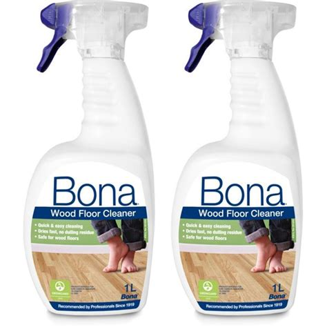 buy bona wood floor cleaner spray 2 1l set at argos co uk