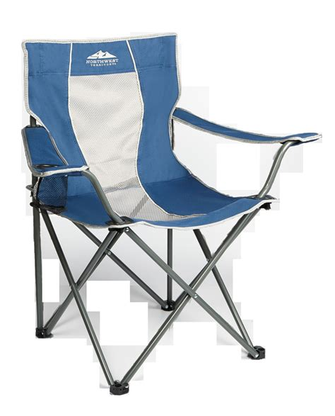 blue folding chair kmart