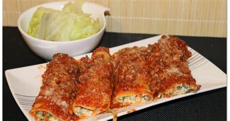 julea cuisine ma cuisine au quotidien cannelloni ricotta et blettes bolognaise pates