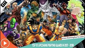 TOP 10 Upcoming Fighting Games You Must Play in 2017 ...