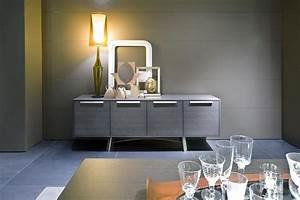 Sideboard Für Esszimmer : sideboard aus holz mit 4 t ren f r moderne esszimmer geeignet idfdesign ~ Markanthonyermac.com Haus und Dekorationen