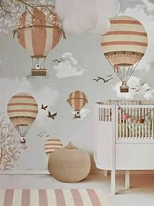 Tapeten Für Babyzimmer : trendige tapeten ideen f r jeden raum ~ Markanthonyermac.com Haus und Dekorationen