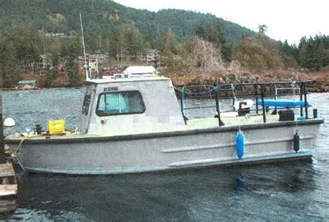 Craigslist Boats Sunshine Coast by 1977 Us Navy Ex Us Navy Monark Power Boat For Sale