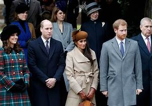 Here's How the Royal Family Celebrated Christmas 2017 | Time