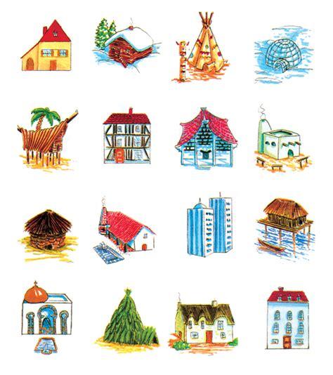 maisons du monde entier recherche maisons dessin