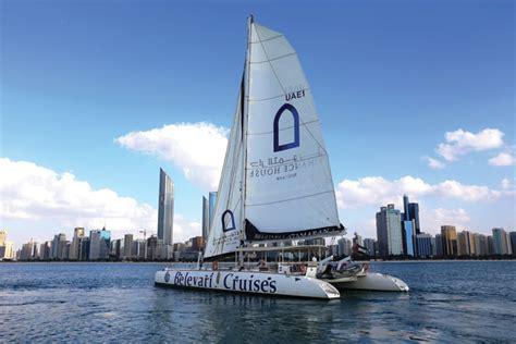 Catamaran Cruise Abu Dhabi by Boats And Cruises In Abu Dhabi What S On