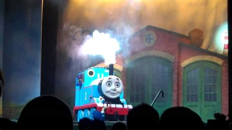 Scow Life by Thomas And Friends Live Show Youtube