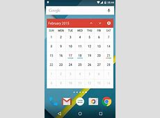Event Flow Calendar Widget Android Apps on Google Play