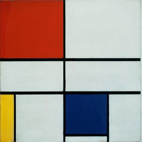 Piet Mondrian by Piet Mondrian Patternsthatconnect