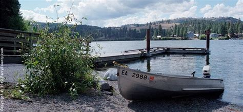 Public Boat Launch Deer Lake Wa by Curlew Lake State Park Ferry County Wa