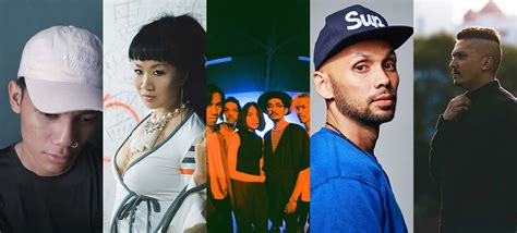 laneway festival 2018 sees an increasingly diverse range of asian acts for their singapore