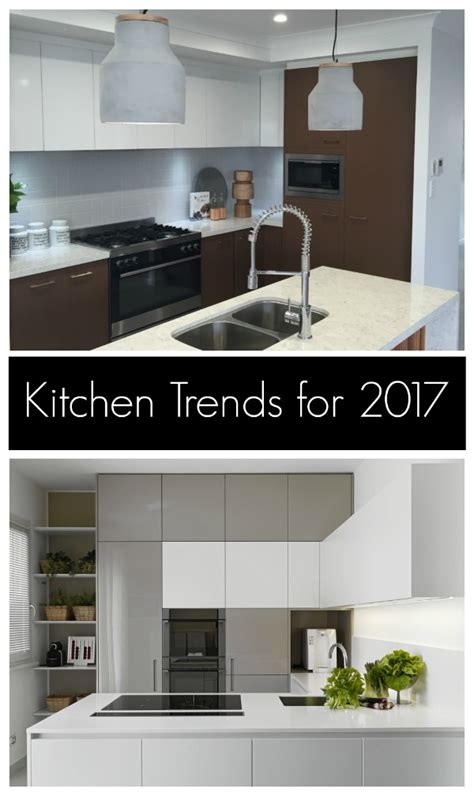 Kitchen Trends For 2017  The Plumbette