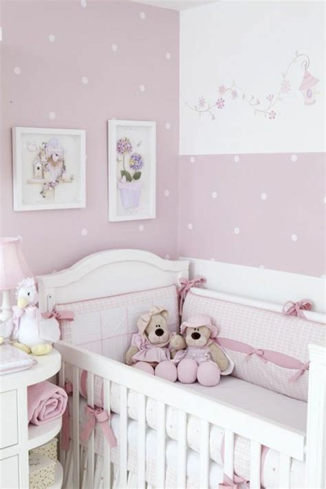 modele chambre bebe fille chaios