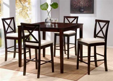 High Top Dining Room Table Marceladickcom