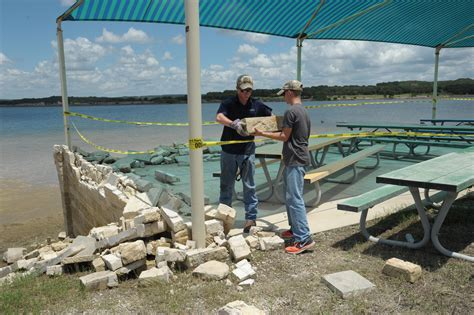 Joint Base Canyon Lake Boat Rentals by Clean Up Continues At Joint Base San Antonio Recreation