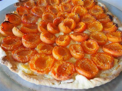 tarte aux abricots et cr 232 me p 226 tissi 232 re figue et sardine