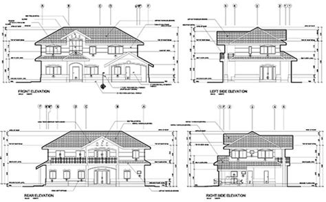 Floor Plan, House Plan, 2d/3d