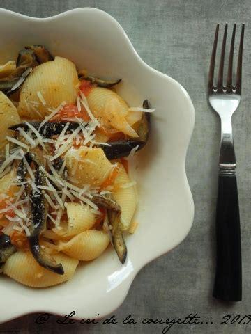 p 226 tes aux aubergines grill 233 es et tomates fra 238 ches de recettes bio le cri de la courgette