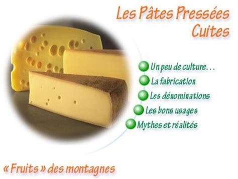 fromage les p 226 tes press 233 es cuites
