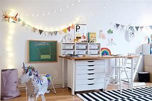Ikea Online Kinderzimmer : ein kunterbuntes kinderzimmer mit ecken f r alle kinder bed rfnisse ~ Markanthonyermac.com Haus und Dekorationen