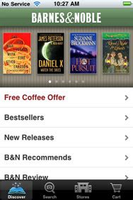 barnes and noble app b n bookstore for iphone macworld