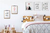 bedroom wall decor 24 DIY Bedroom Decor Ideas To Inspire You (With Printables ...