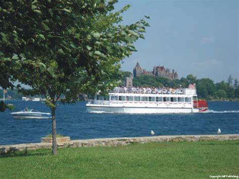 Long Island Casino Boat by Alex Bay Local Area Info