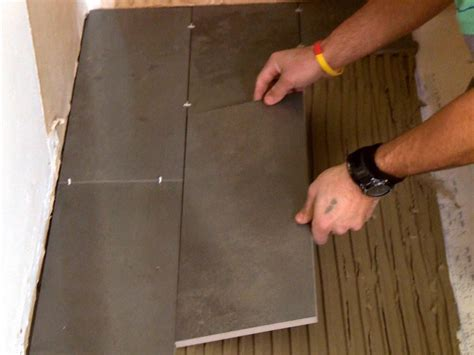 6x24 Wood Tile Layout by How To Install A Plank Tile Floor How Tos Diy