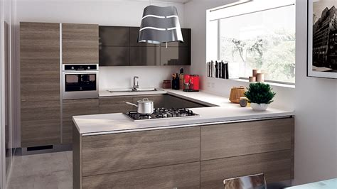 modern kitchen design with cabinets 2016 functional and smart small modern kitchen decoist