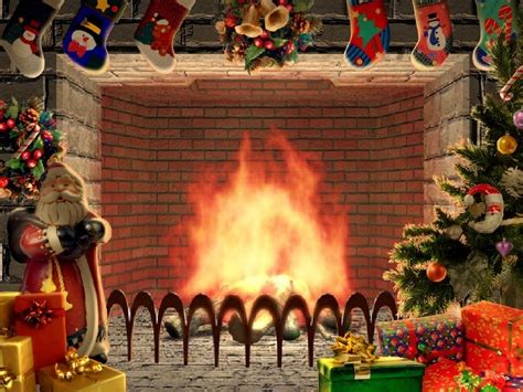 Christmas Living 3d Fireplace Full Screen Saver Software Modern Living Room Ideas Blue Ikea 2012 Victorian House Decor Used Furniture San Antonio Vases In Combined Dining And Kitchen Design With Piano Lounge Dubai