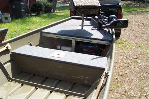 bowfishing jon boat plans car interior design