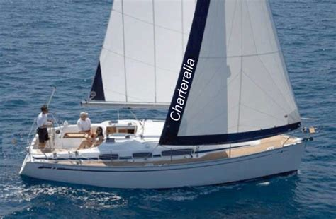 Catamaran Sailing Yacht Manufacturers by Bavaria 37 Sailing Boat For Rent In Ibiza Charteralia
