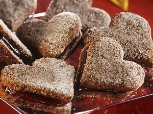 Kekse Mit Marmelade : zimt marmelade herzen rezept eat smarter ~ Markanthonyermac.com Haus und Dekorationen